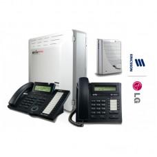 Τηλεφωνικό Κέντρο Ericsson-LG Aria Soho, Συσκευή Ericsson-LG LDP-7224.STG BB